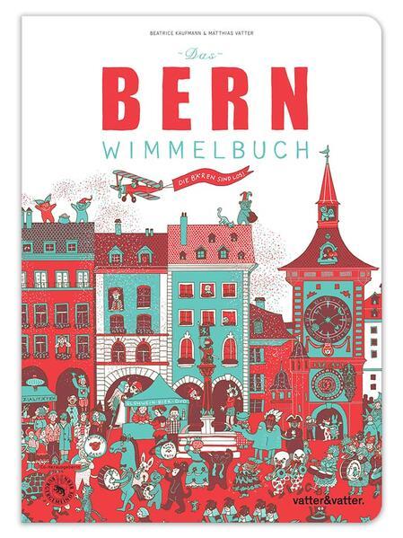 Das Bern Wimmelbuch