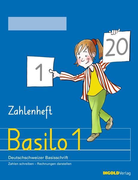 Basilo 1 - Zahlenheft