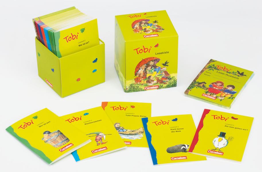 Tobi - Zu allen Ausgaben / Lesekiste