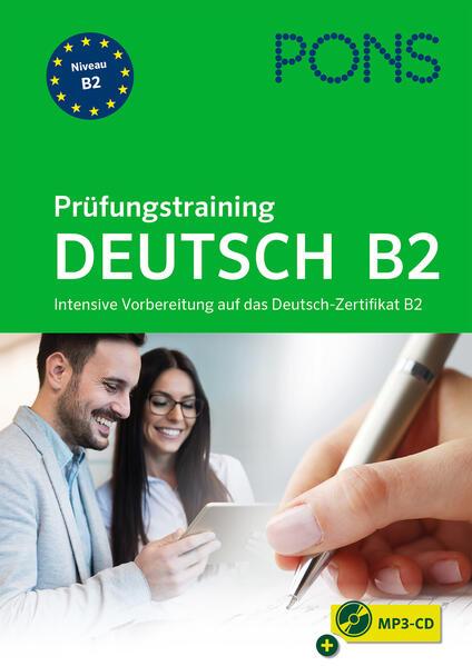 PONS Prüfungstraining Deutsch B2