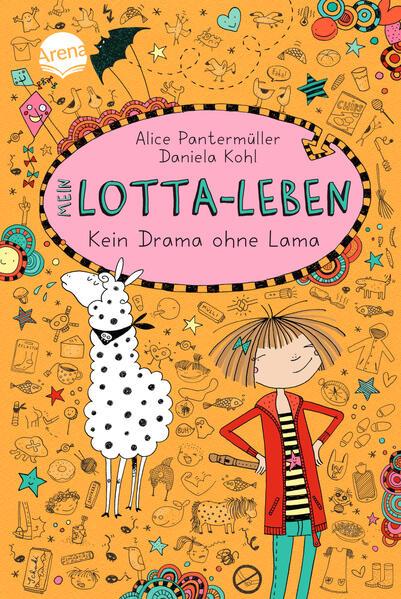 Mein Lotta-Leben (8). Kein Drama ohne Lama