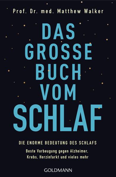 Das große Buch vom Schlaf