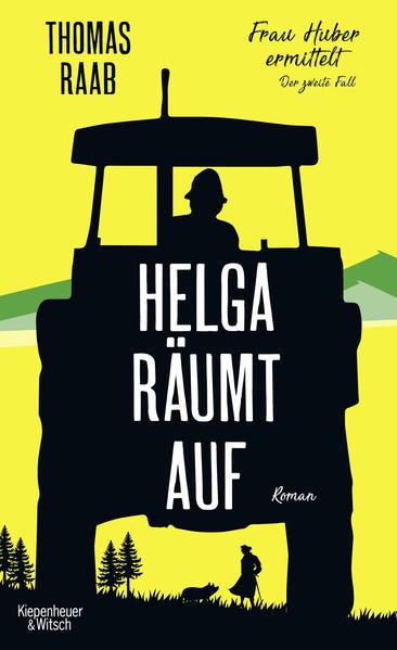 Helga räumt auf