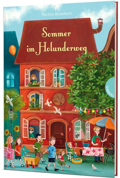 Holunderweg: Sommer im Holunderweg