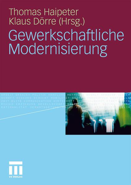 Gewerkschaftliche Modernisierung