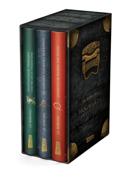 Hogwarts-Schulbücher: Die Hogwarts-Schulbücher im Schuber