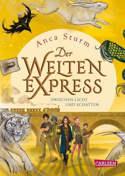 Der Welten-Express 2 (Der Welten-Express 2)