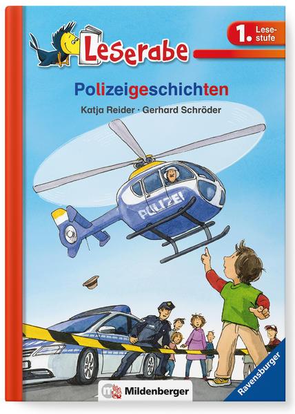 Leserabe – Polizeigeschichten