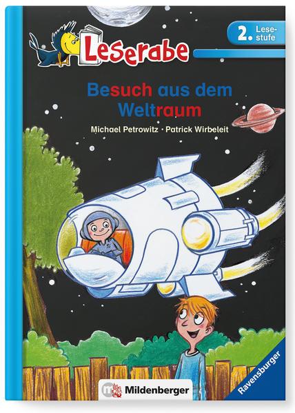 Leserabe – Besuch aus dem Weltraum