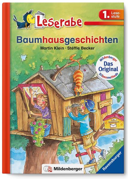 Leserabe – Baumhausgeschichten