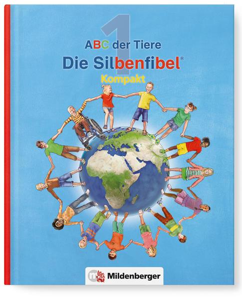 ABC der Tiere 1 – Silbenfibel® Kompakt · Neubearbeitung