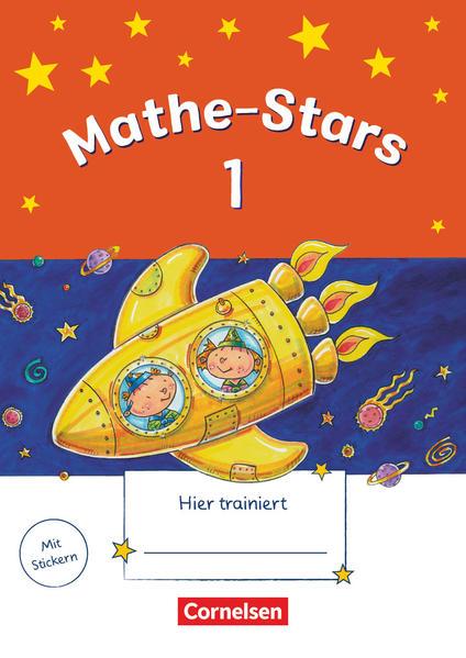 Mathe-Stars - Regelkurs / 1. Schuljahr - Übungsheft