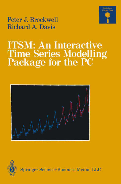 ITSM: An Interactive Time Series Modelling Package for the PC