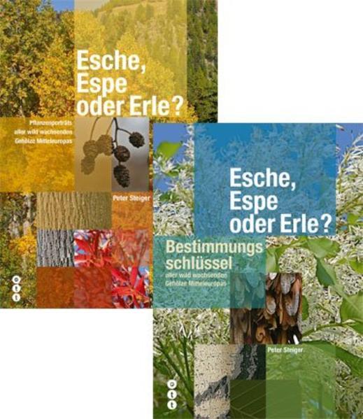Esche, Espe oder Erle? (Hauptband & Bestimmungsschlüssel)