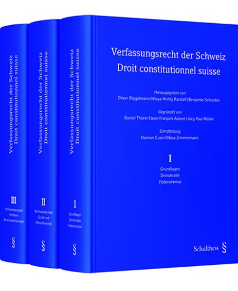 Verfassungsrecht der Schweiz / Droit constitutionnel suisse