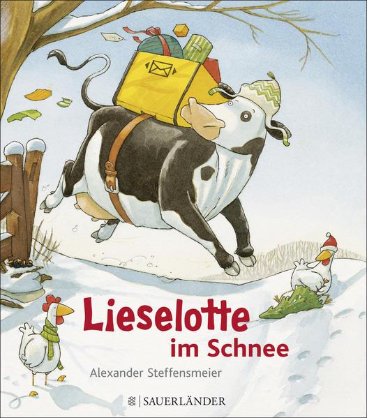 Lieselotte im Schnee (Mini-Ausgabe)