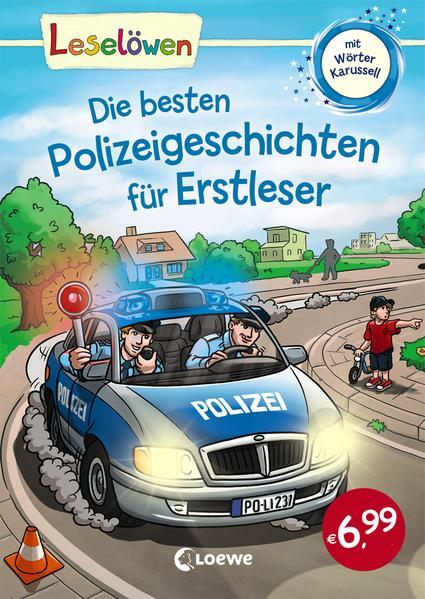 Leselöwen - Die besten Polizeigeschichten für Erstleser