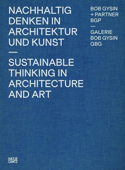 Bob Gysin + Partner BGP Architekten