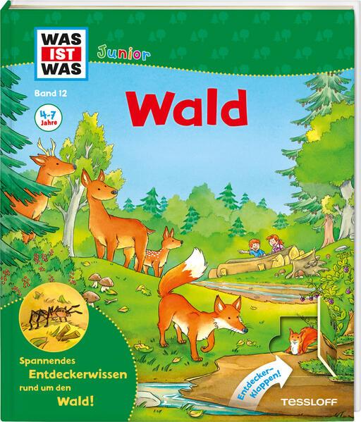 WAS IST WAS Junior Band 12. Wald
