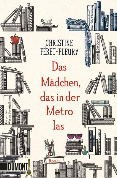 Das Mädchen, das in der Metro las