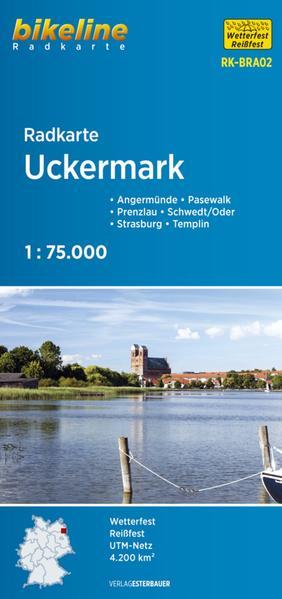 Radkarte Uckermark (RK-BRA02)