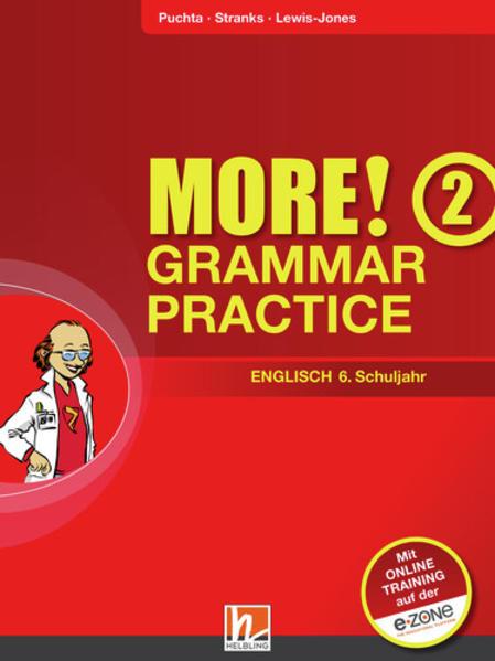 MORE! Grammar Practice 2, Ausgabe Österreich, mit Zugangscode für Online-Training