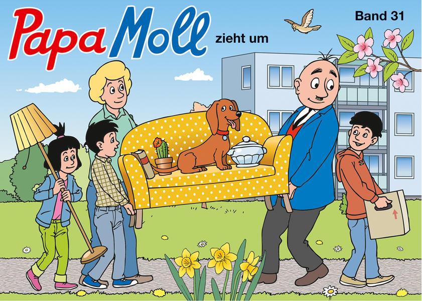 Papa Moll zieht um