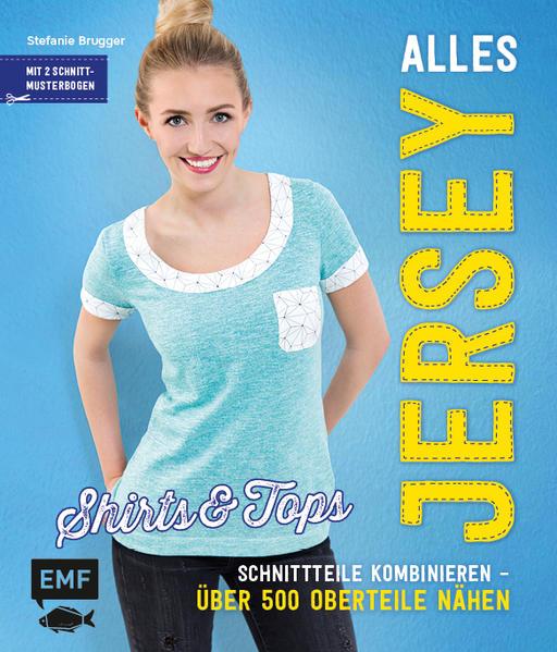 Alles Jersey – Shirts und Tops