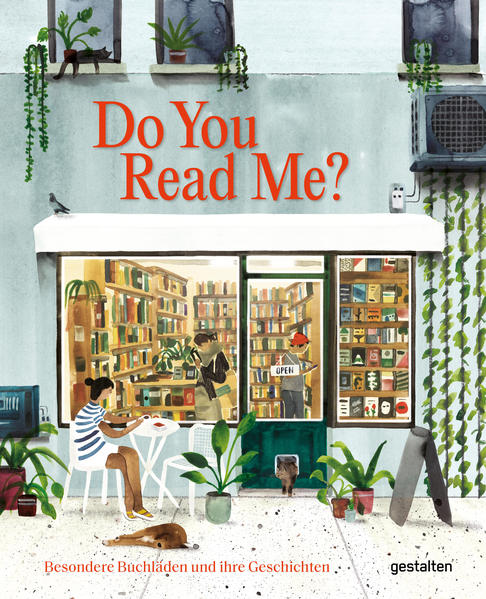 Do you read me? (DE)
