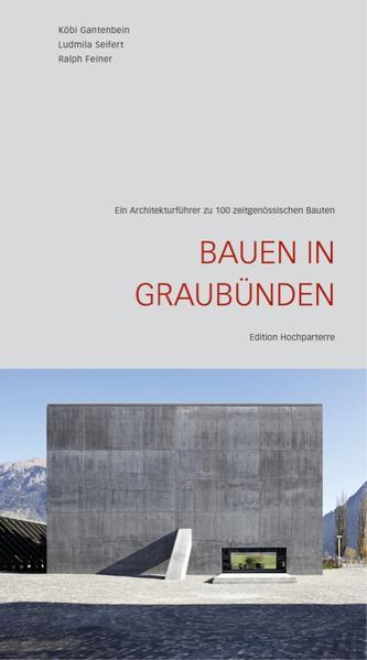 Bauen in Graubünden