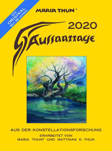 Aussaattage 2020 Maria Thun®
