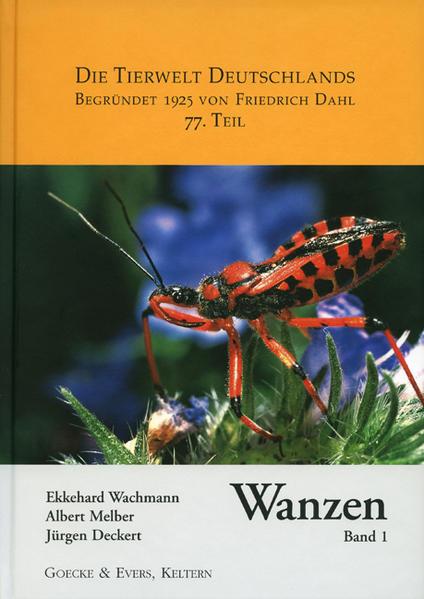 Wanzen, Band 1