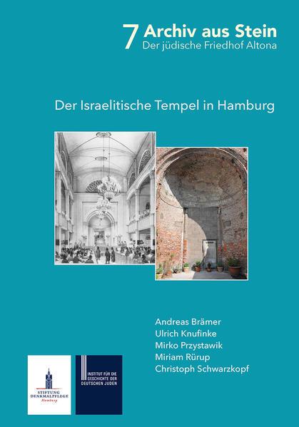 Der israelitische Tempel in Hamburg
