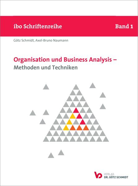 Organisation und Business Analysis - Methoden und Techniken