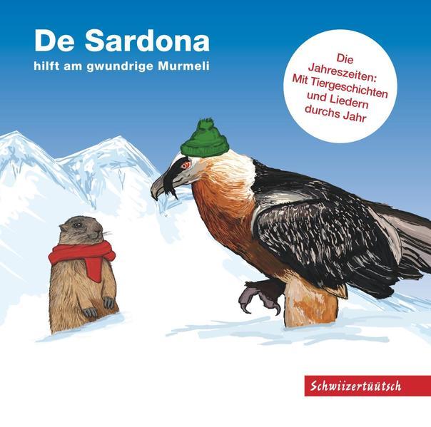 De Sardona hilft am gwundrige Murmeli