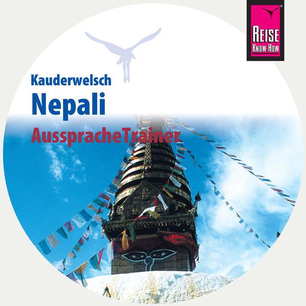 Reise Know-How AusspracheTrainer Nepali (Kauderwelsch, Audio-CD)
