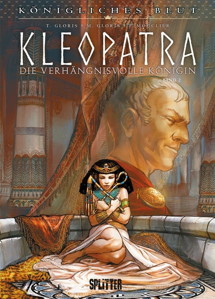 Königliches Blut: Kleopatra. Band 2