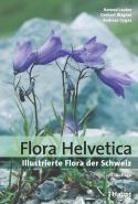 Flora Helvetica - Illustrierte Flora der Schweiz