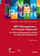NPO Management - A European Approach