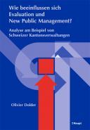 Wie beeinflussen sich Evaluation und New Public Management?