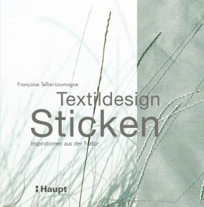 Textildesign Sticken