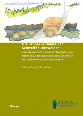 Die Schneckenfauna der Schweizer Juraweiden