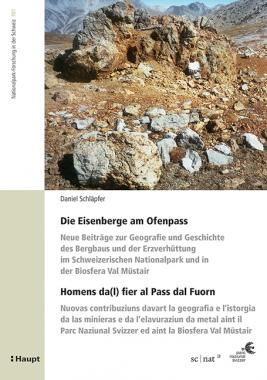 Die Eisenberge am Ofenpass - Homens da(l) fier al Pass dal Fuorn