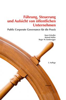 Führung, Steuerung und Aufsicht von öffentlichen Unternehmen