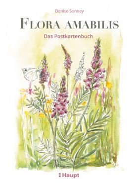 Flora amabilis - Das Postkartenbuch