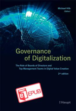 Governance of Digitalization