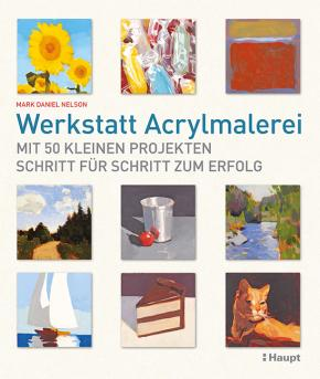 Werkstatt Acrylmalerei