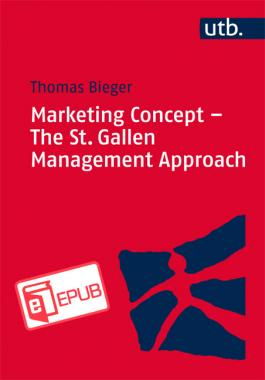 Marketing Concept - The St. Gallen Management Approach