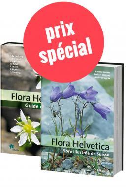 Flora Helvetica - Offre spéciale CH
