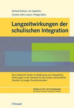 Langzeitwirkungen der schulischen Integration